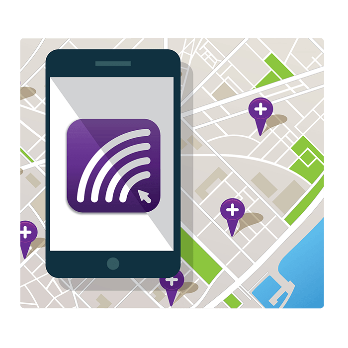 Get Complimentary Access From AlwaysOn WiFi Locations